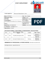 Employee Application Form_SKI