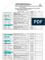 Alocare Tema Licenta an II Si Disertatie an I Prelucrare Secretariat 29 Iunie