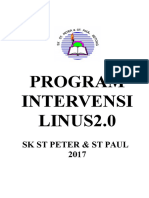 Program Intervensi LINUS2.0 2017