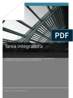 Actividad Integradora Programación Avanzada -Carlos Alberto Ramírez Velázquez