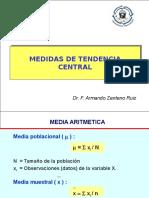 Medidas Centrales y Cuantiles