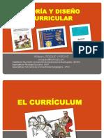 Teoría y Diseño Curricular - CPPe