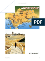 Preparacion Viaje a Sevilla 2017