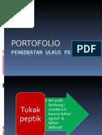 Porto Folio ULKUS PEPTIKUM