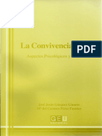 2010 La Convivencia Escolar Aspectos Psicologicos y Educativos