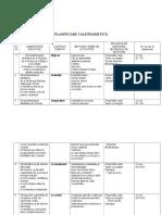 Planificare calendaristica-Postliceal