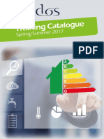 Quidos Training Catalogue (Spring/Summer 2017)