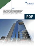 Temenos -Al Khaliji Case-study
