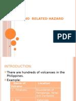 Volcano Hazard