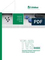 TVS Diodes Data Sheets