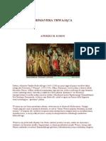 Primavera Trwająca - Historia Sztuki