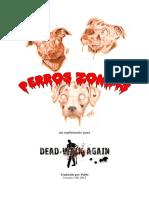 Reglamento DwA Perros Zombie