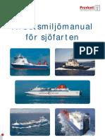 Arbetsmiljömanual För Sjöfarten