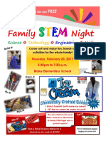 updated family stem night flyer  2017