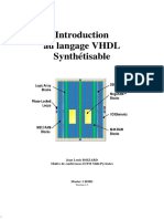 Cours Vhdl 3