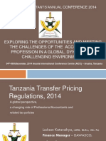 Transfer Pricing Overview