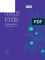 KPMG NASSCOM Report on Fintech in India_June 2016