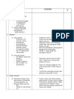 checklist and flow program convo
