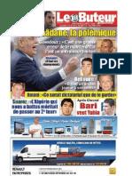 LE BUTEUR PDF du 04/07/2010