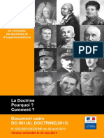CDEF (2014)_La Doctrine. Pourquoi, Comment_DC-001(a)