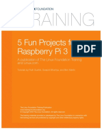 5 Fun Projects for Raspberry Pi