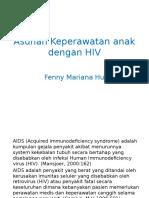 Asuhan Keperawatan Anak Dengan HIV