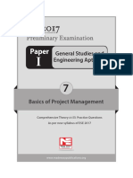 7. Basics of Project Management (B. Singh Sir) Final.pdf