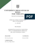 Architettura basata su Linux RTAI per la stabilizzazione verticale del Joint European Torus