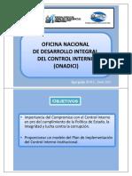 Presentacion Modelo Plan de Implementacion