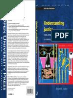 Barbara Hudson Understanding Justice