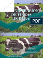 Administracion de Fincas Lecheras