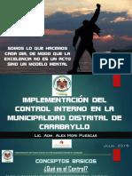 Implementacion Del Control Interno - Carabayllo
