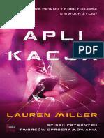 Aplikacja - Lauren Miller