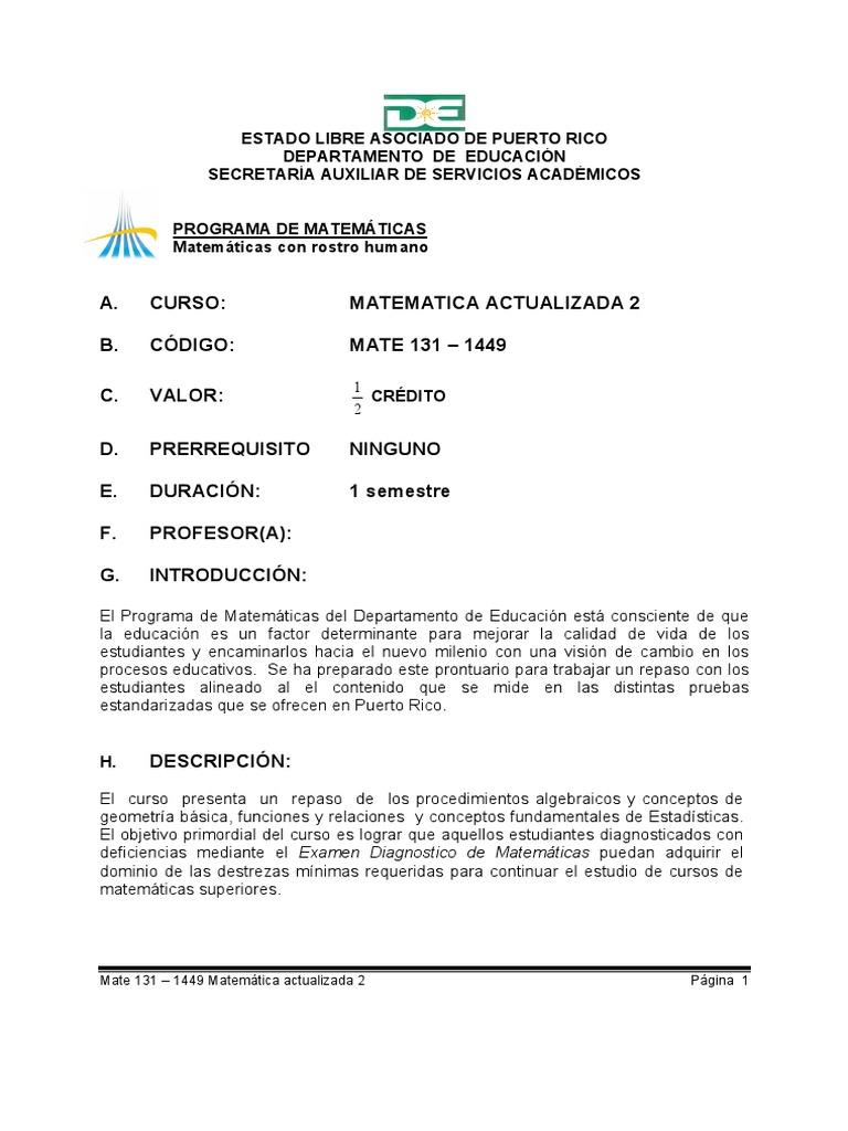 Excepcional Clave De Respuestas A Las Hojas De Trabajo De Matemà ...