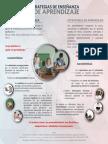Infografia Estrategias de Enseñanza y de Aprendizaje