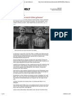 Hans und Oskar Lafontaine sind Zwillingsbrüder