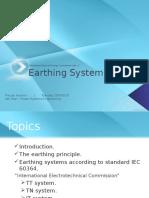 Earthing Systems PreLab