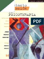 Contacto y Relacion en Psicoterapia- Jean Robine.pdf