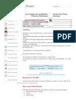 Dicas e Truques de Localização - Colunas Do Livro Fiscal