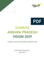 AP Vision 2029 Summary