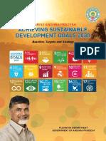 AP SDG 2030 Status Report 2016