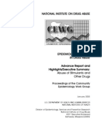 Advance Report and Highlights/Executive Summary