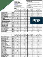 Timetable Quad 1-4 16-17  emery school