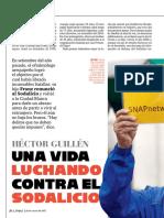 Héctor Guillén. Una vida luchando contra el Sodalicio