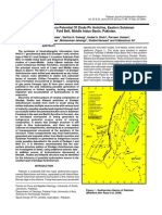 Hydrocarbon Potential Of Zinda Pir Anticline, Eastern Sulaiman Fold Belt, Middle Indus Basin, Pakistan