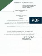 Lenders Commercial Finance LLC v. Pestilli, Mass. Southeast Housing Court