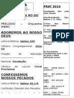 Boletim Culto Aniv PRAT 4 Fev 2017-IPUS