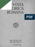 Revista istorică română, vol. 14, fasc. 4, 1944