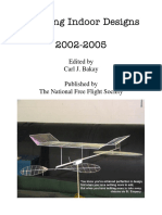 Winning Indoor Designs Free Flight - The National Free Flight Society