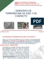 Sensores de Temperatura Minisplit